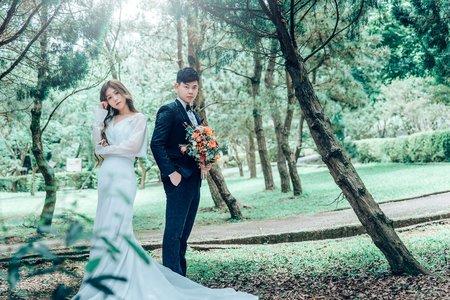 LIMIYA│關於女強的歸宿- 韓式 + 森林系