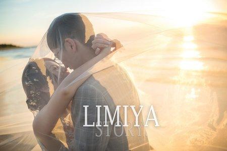 LIMIYA│關於相擁 - 自然清新