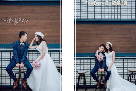 LIMIYA│關於我嫁給了自在- 自然互動 + 街拍