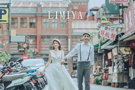 LIMIYA│關於巷弄的記憶 - 美式 +街拍