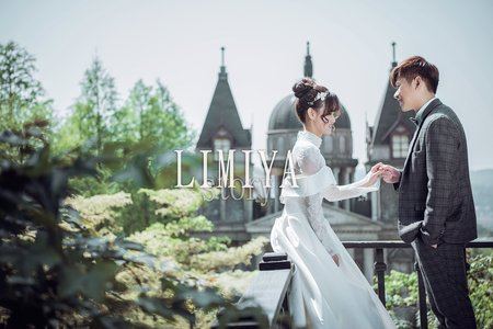 LIMIYA│關於芙蓉心傳說 - 甜美浪漫 +歐式古堡