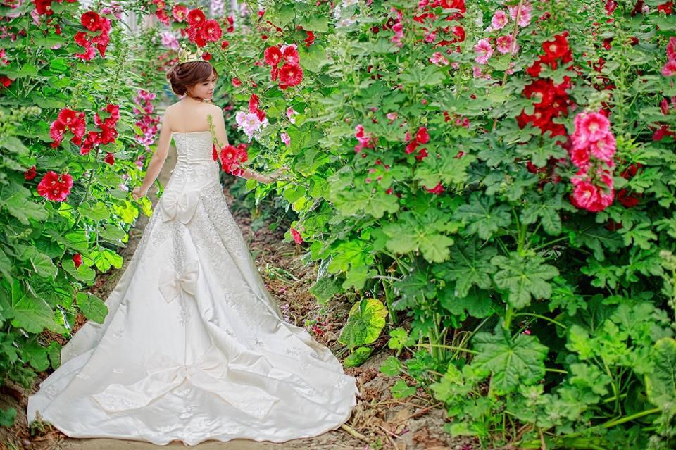 """台南 """"鄭妙妙""""婚紗照造型系列(編號:427180) - 鄭妙妙 新娘秘書/彩妝造型師 - 結婚吧"""