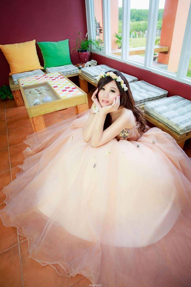"""台南 """"鄭妙妙""""婚紗照造型系列(編號:427182) - 鄭妙妙 新娘秘書/彩妝造型師 - 結婚吧"""