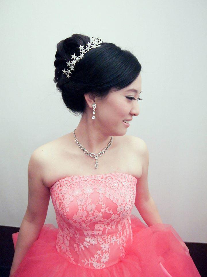 """台南 """"鄭妙妙""""現場新密造型系列(編號:427189) - 鄭妙妙 新娘秘書/彩妝造型師 - 結婚吧"""