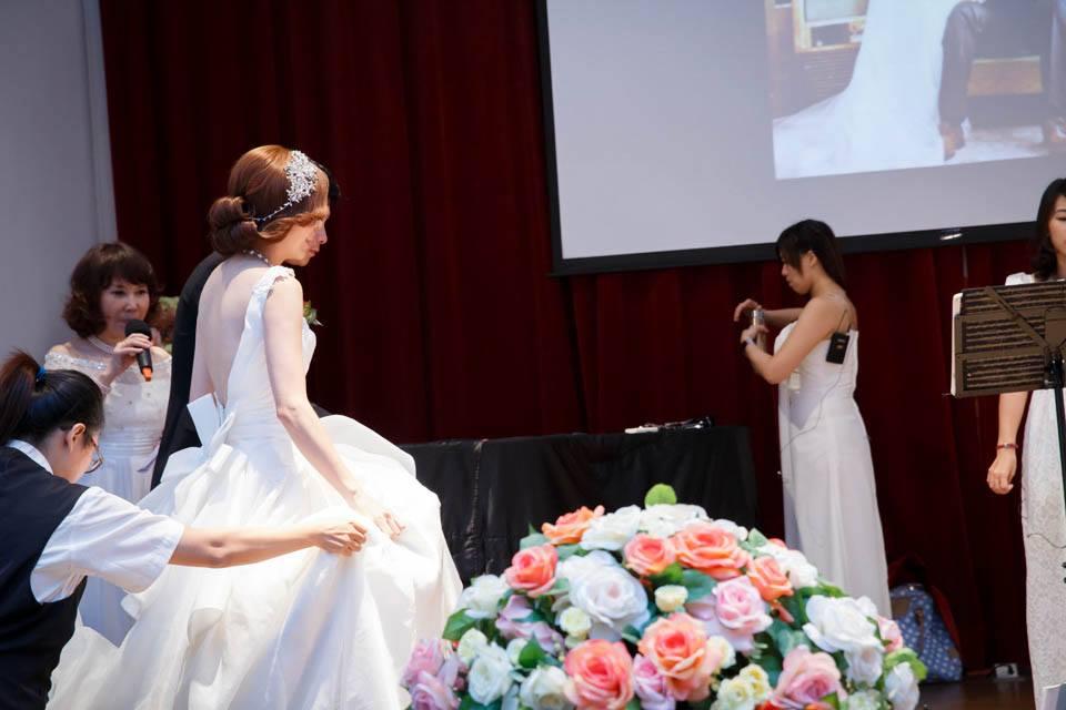 """台南 """"鄭妙妙""""現場新密造型系列(編號:427207) - 鄭妙妙 新娘秘書/彩妝造型師 - 結婚吧"""