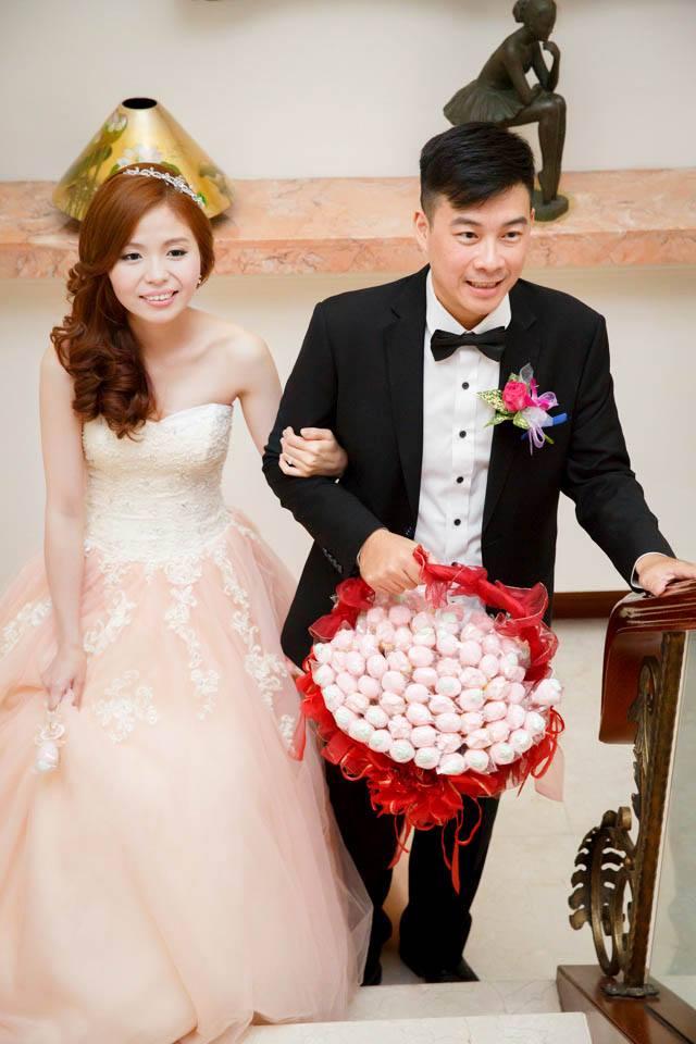 """台南 """"鄭妙妙""""現場新密造型系列(編號:427221) - 鄭妙妙 新娘秘書/彩妝造型師 - 結婚吧"""