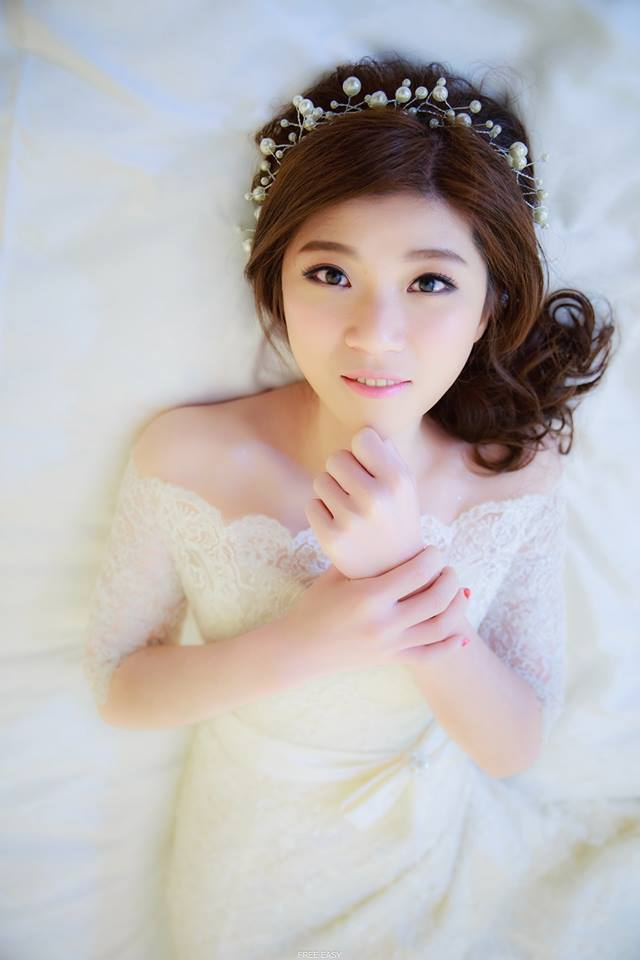 """台南 """"鄭妙妙""""現場新密造型系列(編號:427222) - 鄭妙妙 新娘秘書/彩妝造型師 - 結婚吧"""