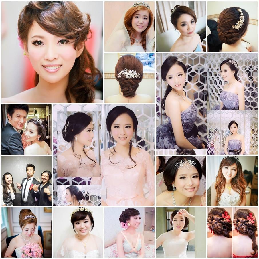 """台南 """"鄭妙妙""""現場新密造型系列(編號:427225) - 鄭妙妙 新娘秘書/彩妝造型師 - 結婚吧"""