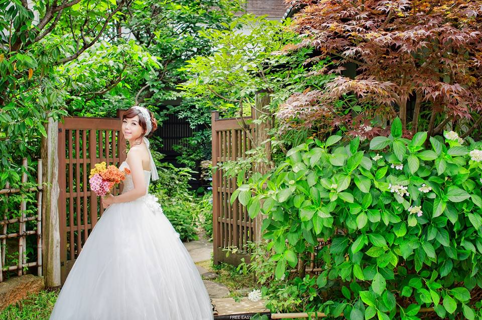 """台南 """"鄭妙妙""""婚紗照造型系列(編號:427249) - 鄭妙妙 新娘秘書/彩妝造型師 - 結婚吧"""