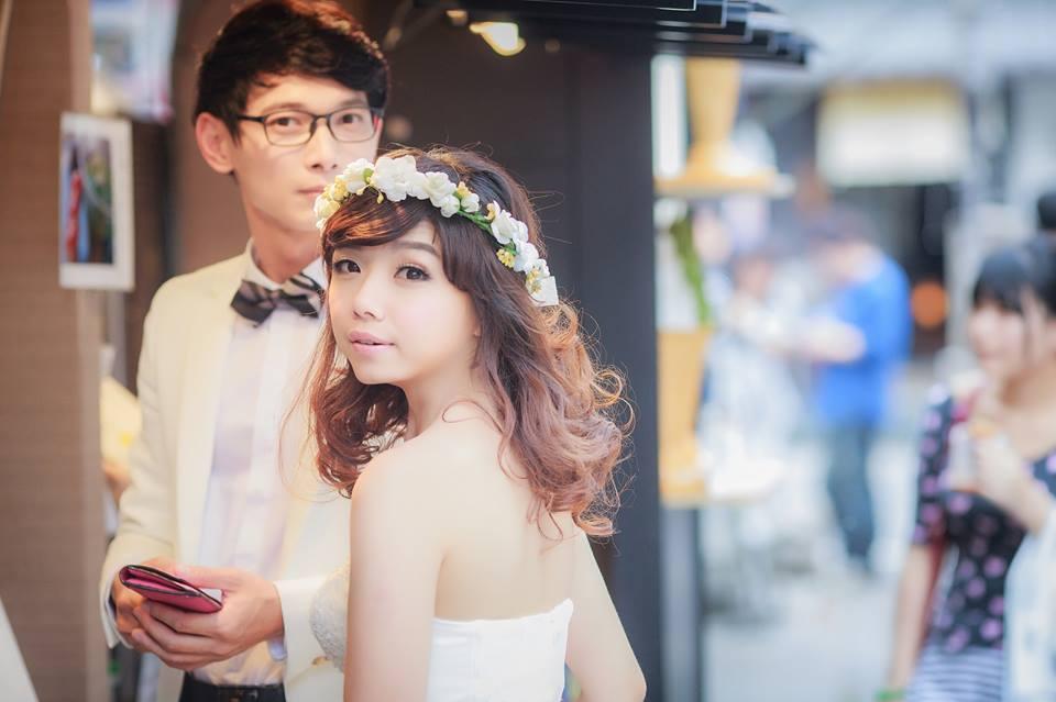 """台南 """"鄭妙妙""""婚紗照造型系列(編號:427250) - 鄭妙妙 新娘秘書/彩妝造型師 - 結婚吧"""