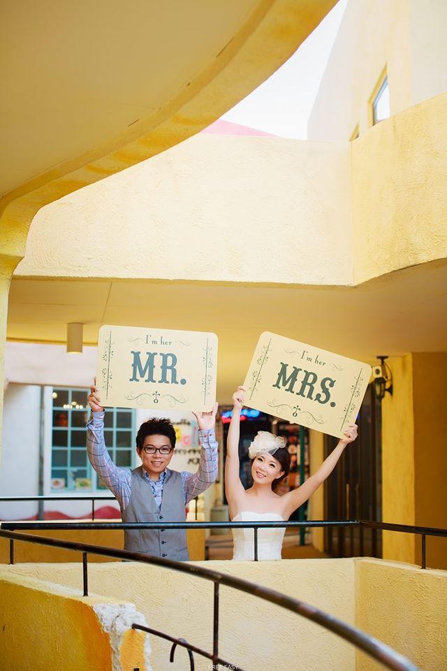 """台南 """"鄭妙妙""""婚紗照造型系列(編號:427258) - 鄭妙妙 新娘秘書/彩妝造型師 - 結婚吧"""