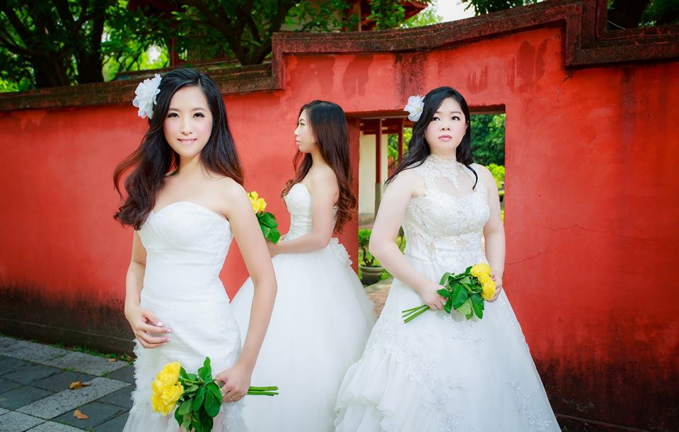 """台南 """"鄭妙妙""""婚紗照造型系列(編號:427271) - 鄭妙妙 新娘秘書/彩妝造型師 - 結婚吧"""
