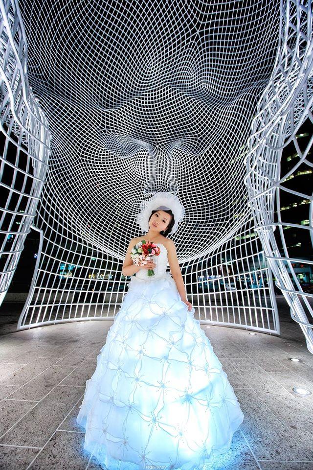"""台南 """"鄭妙妙""""婚紗照造型系列(編號:427280) - 鄭妙妙 新娘秘書/彩妝造型師 - 結婚吧"""
