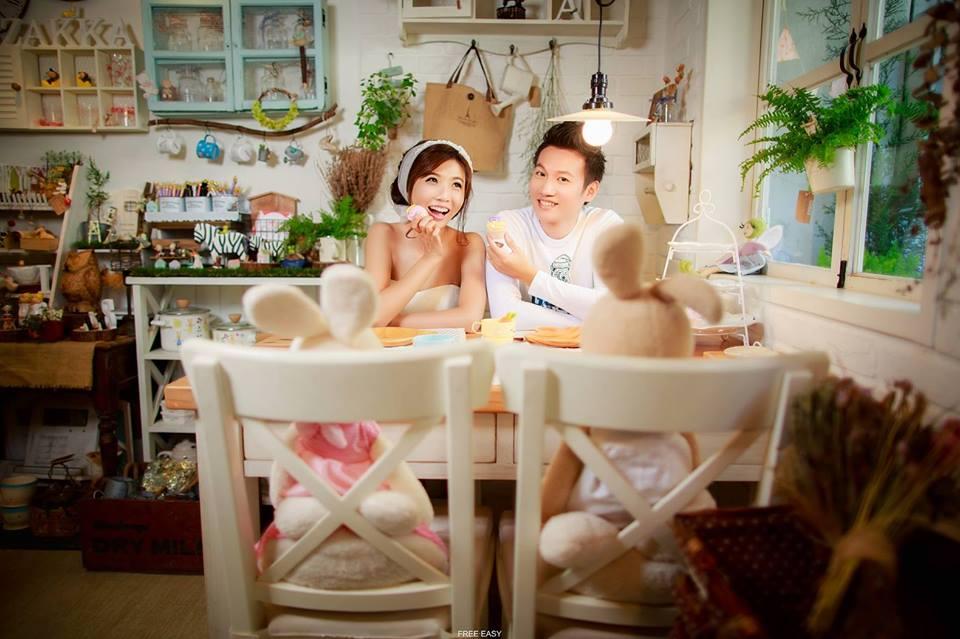 """台南 """"鄭妙妙""""婚紗照造型系列(編號:427282) - 鄭妙妙 新娘秘書/彩妝造型師 - 結婚吧"""