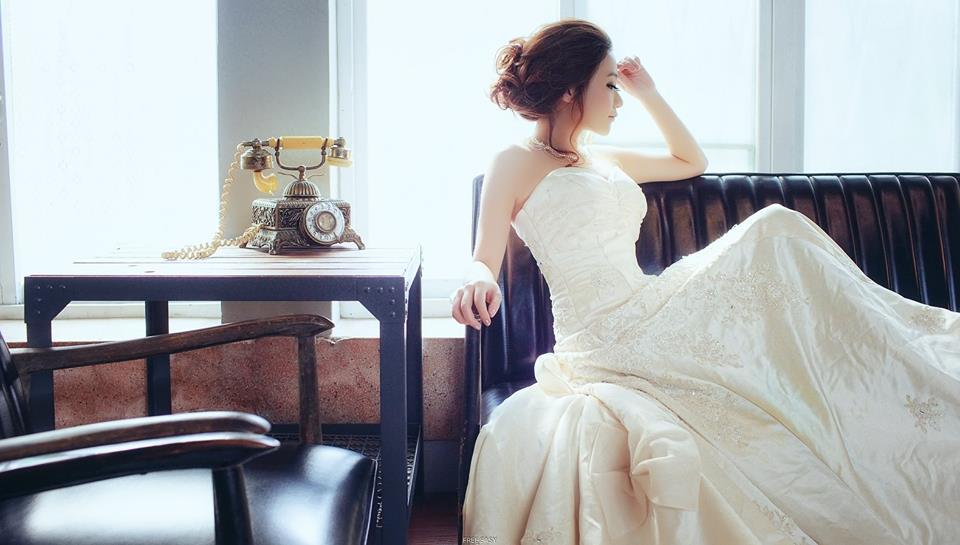 """台南 """"鄭妙妙""""婚紗照造型系列(編號:427292) - 鄭妙妙 新娘秘書/彩妝造型師 - 結婚吧"""