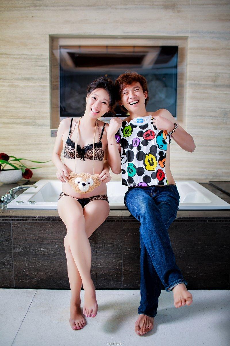 台南 自由自在/鄭妙妙 孕婦寫真系列