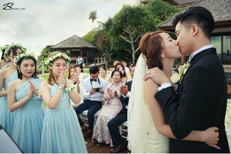 BrianLin 海外婚禮紀實 | 峇厘島