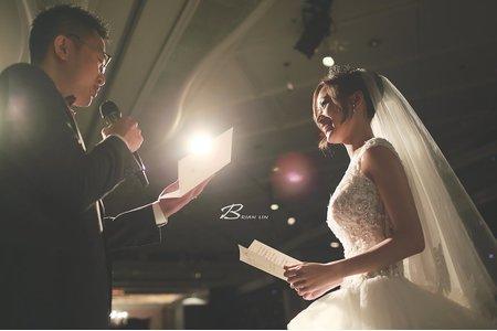 BrianLin 婚禮紀錄 | 台北 大直典華