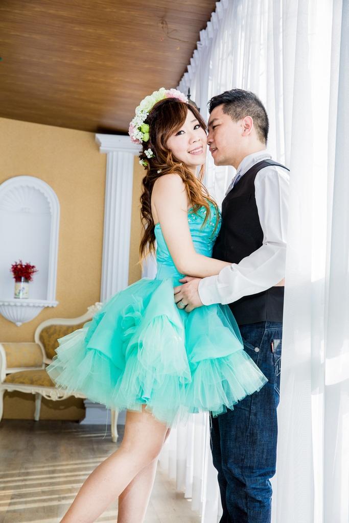 (編號:427446) - 漾時尚婚禮整體造型師蘇蓉蓉 - 結婚吧