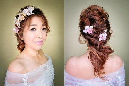 蓉的美麗新娘