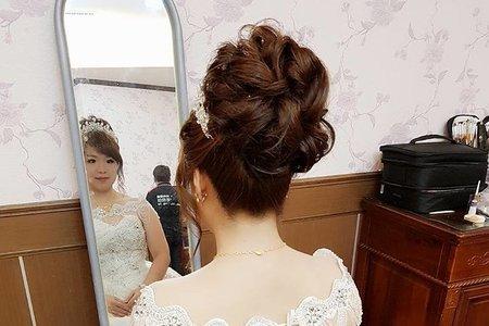 VIVIAN新娘秘書整體造型-小軒公主