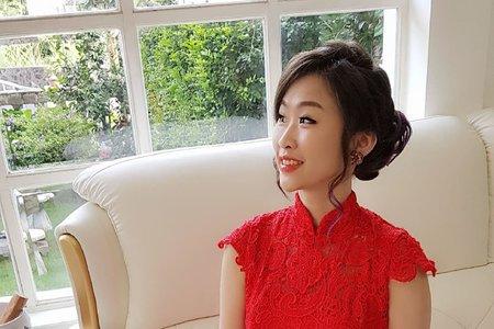 VIVIAN新娘秘書整體造型-利璇公主