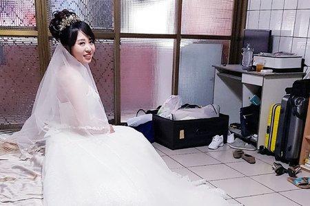 VIVIAN新娘秘書整體造型-妤帆公主