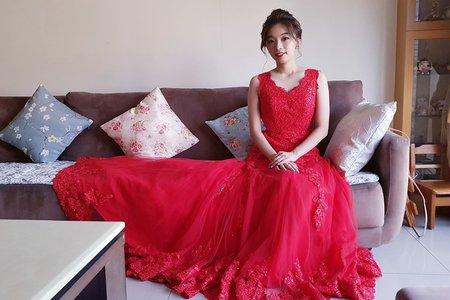 VIVIAN新娘秘書整體造型-婉珍公主