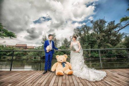 VIVIAN新娘秘書整體造型-自助婚紗拍拍高雄
