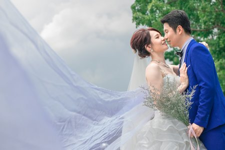 VIVIAN新娘秘書整體造型-自助婚紗