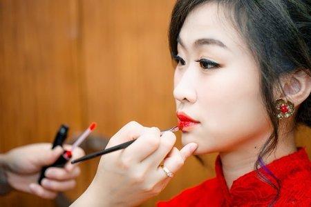 VIVIAN新娘秘書整體造型-琍璇公主~魚藏