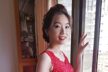 VIVIAN蘇蓉蓉新娘秘書整體造型