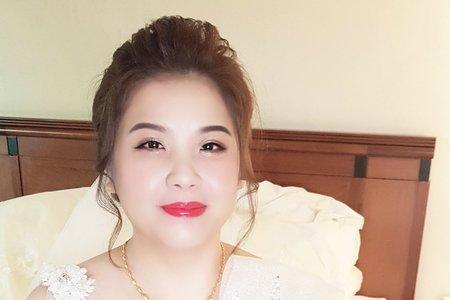 VIVIAN蘇蓉蓉整體造型新娘妝髮