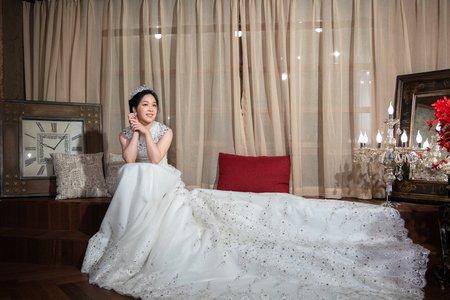 Vivian蘇紹菲新娘秘書整體造型