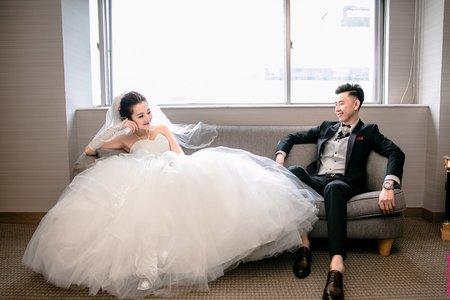 【婚禮紀錄】美麗華華漾