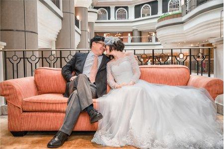 【婚禮紀錄】君悅大飯店