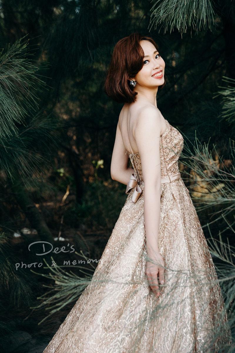 Dee's 沖繩海外婚紗作品