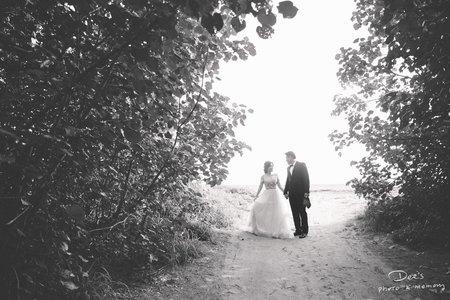 森林系自助婚紗 女攝影師小迪Dee