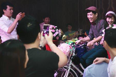 台中婚禮紀錄 潮港城 女攝影師小迪Dee