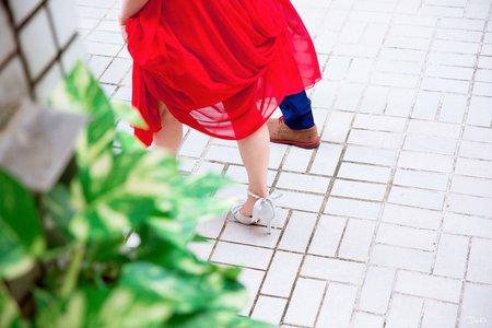 台南婚禮紀錄 桃山日本料理 女攝影師小迪Dee