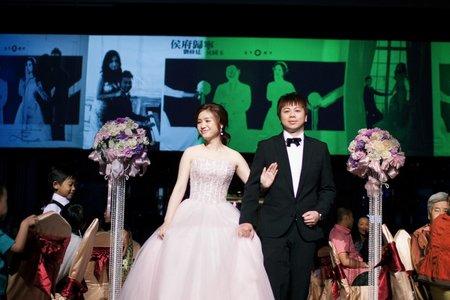 台中婚禮紀錄 寶麗金國際宴會廣場 女攝影師小迪Dee