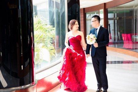高雄婚禮紀錄 女攝影師小迪