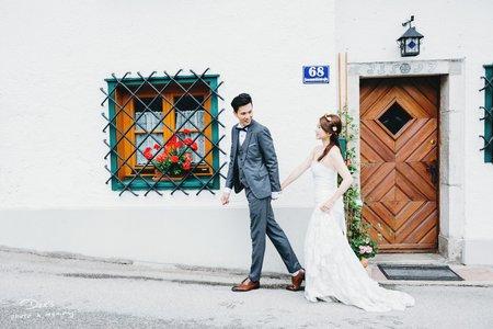 奧地利海外婚紗 女攝影師小迪Dee