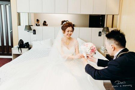 臺中婚禮紀錄 Dee's photo & mempry女攝影師小迪