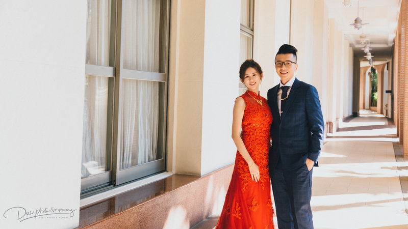 劍湖山渡假大飯店婚禮