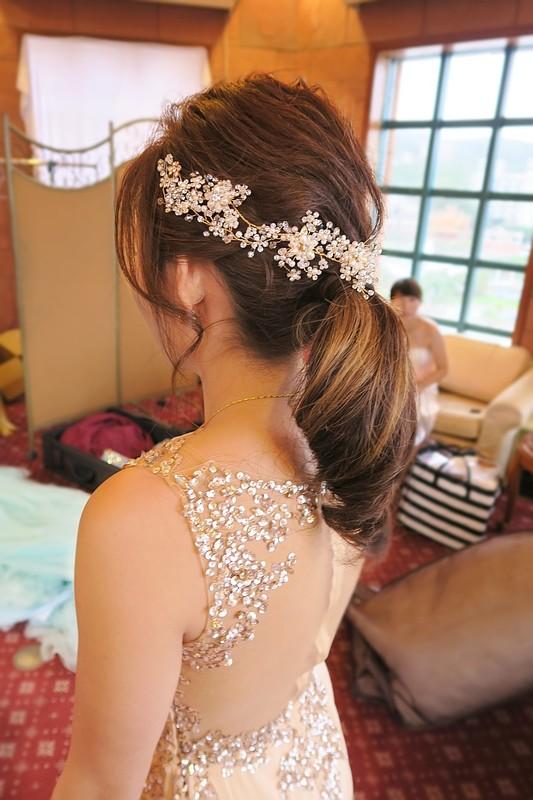 韓系清透底彩妝--太平洋翡翠旅館(編號:427480) - 薇之Monica。幸福的旅程 - 結婚吧