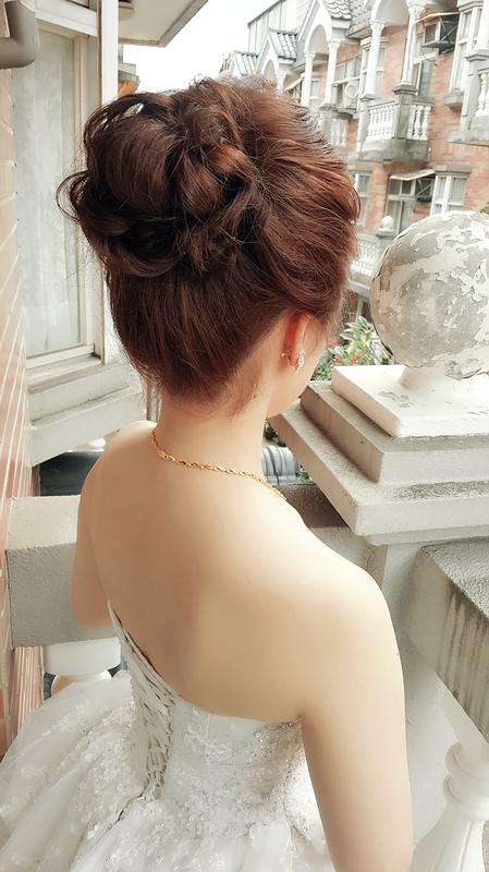 清新韓式甜美白紗~文瑄(編號:427485) - 薇之Monica。幸福的旅程 - 結婚吧
