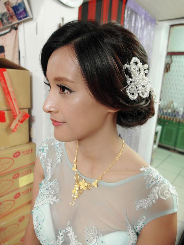 黑珍珠古典甜美新娘-余家(編號:427488) - 薇之Monica。幸福的旅程 - 結婚吧