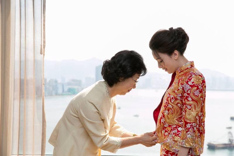 香港裙褂-wendy(萬麗海景酒店)(編號:427497) - 薇之Monica。幸福的旅程 - 結婚吧