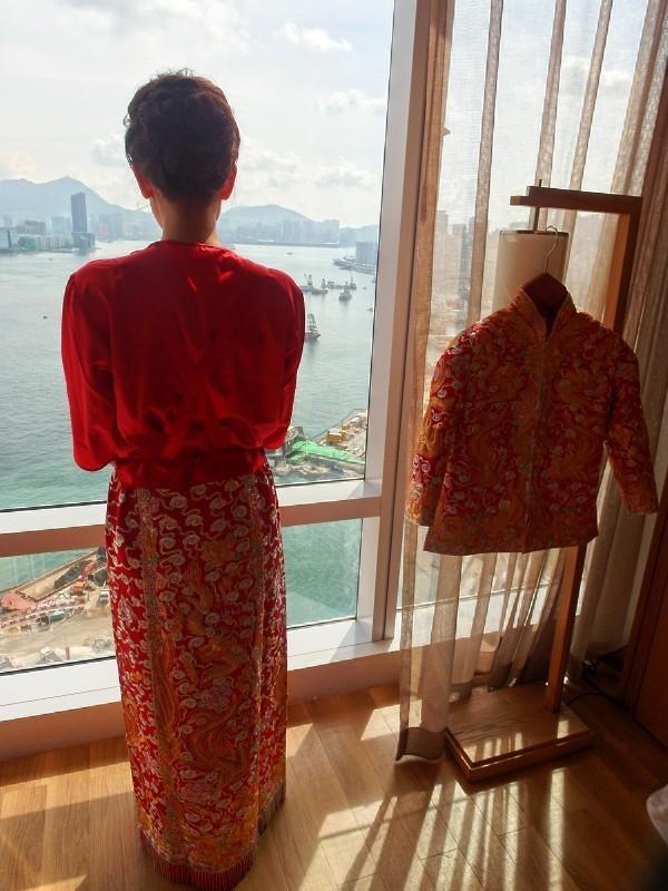 香港裙褂-wendy(萬麗海景酒店)(編號:427498) - 薇之Monica。幸福的旅程 - 結婚吧